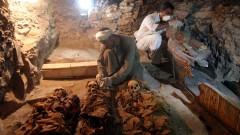 Египетски археолози откриха гробница от 3 500 г. в Луксор