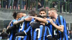 Интер ще бъде в необичаен състав за мача с Лудогорец