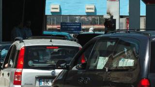 Над €40 хил. задържаха на Калотина и Летище София
