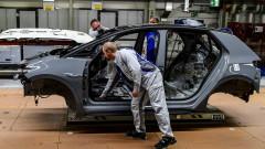 Германската икономика стагнира в края на 2019 г.