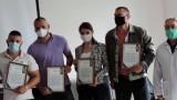 Грамота за Тервел Пулев след жеста, който боксьорът направи по време на пандемията