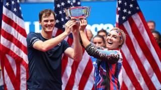 Джейми Мъри и Бетани Матек-Сандс спечелиха титлата на US Open на смесени двойки