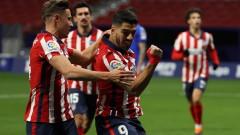 Атлетико (Мадрид) държи първото място след победа с любимото 1:0