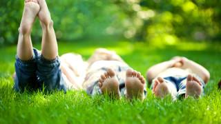 Ползите, които времето в природата носи за детското развитие