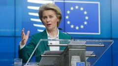Не възпрепятствайте трансграничните потоци, призова Фон дер Лайен