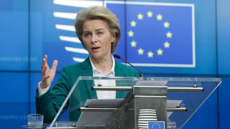 """Силна подкрепа в ЕС за затваряне на външните граници и """"зелени коридори"""" в общността"""
