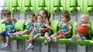 Баскетболните национали се включват в благотворителна инициатива