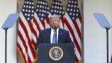 Коронавирусът и протестите приключиха, намекна Тръмп