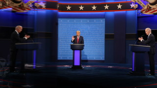 Заключителният дебат Тръмп-Байдън – взаимни обвинения, но по-спокоен тон