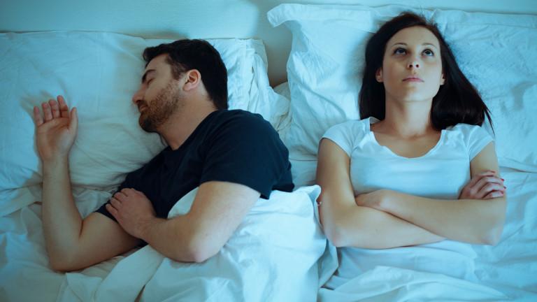 Как да заспим за 60 секунди