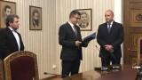 Пламен Николов представи мандата на ИТН в президентството, сметки не са правени