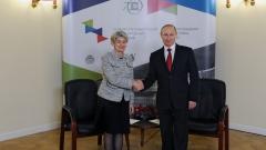 Бокова благодари на Путин за опазване на културното наследство