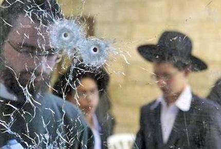 8 разстреляни при атентат в Йерусалим