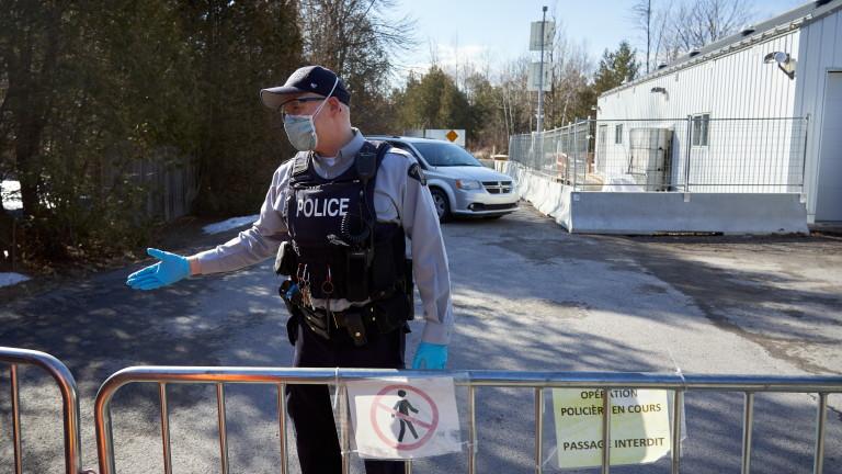 Скок с 21% на починалите от COVID-19 в Канада