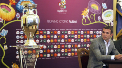 Шевченко пожела да е треньор в националния на Украйна