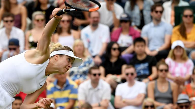 Елина Свитолина и Барбора Стрицова са последните полуфиналистки на Уимбълдън