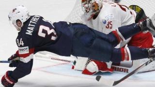 САЩ победи Германия, само Русия е без загуба на Световното по хокей на лед