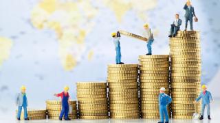 В Плевен, Габрово и Бургас средната заплата расте по-бързо от София