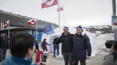 Управляващата лявоцентриска партия с крехка победа на изборите в Гренландия