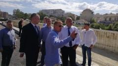 Борисов инспектира разкопана Варна