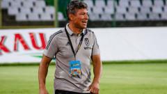 Балъков: ЦСКА и Берое ще играят огромна роля в първенството