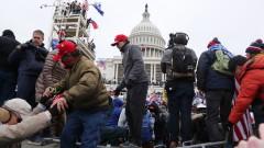 Китай: Щурмът на Капитолия в САЩ е като в Хонконг, но нямаше загинали