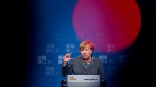 Меркел се кандидатира за четвърти мандат догодина