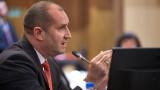 Румен Радев остро нападна правителството: Безконтролната власт ражда цинизъм