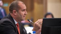 Президентът иска НС да контролира харченето на бюджетния излишък