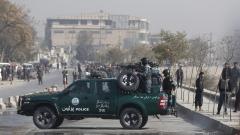 Няма пострадали български военни при ракетен обстрел в Кабул