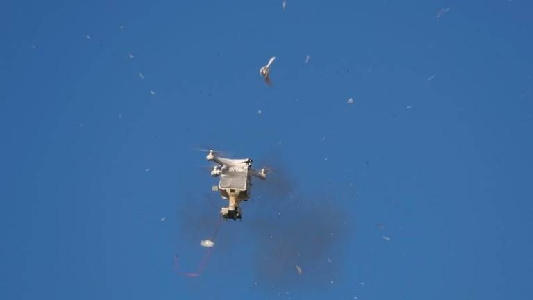 Екстремисти нападнаха руските военни бази в Сирия с 13 дрона