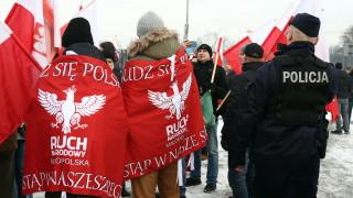 "Полски националисти протестираха до ""Аушвиц"""