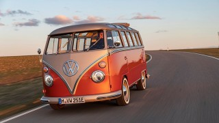 Volkswagen T1 - класика с електрическо сърце