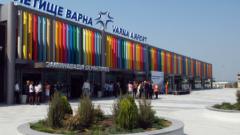 Летище Варна с нов терминал от днес