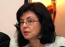 """Меглена Кунева """"разцепи"""" Facebook"""