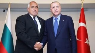 Борисов към Ердоган: Мирът и диалогът са най-добрите дипломати