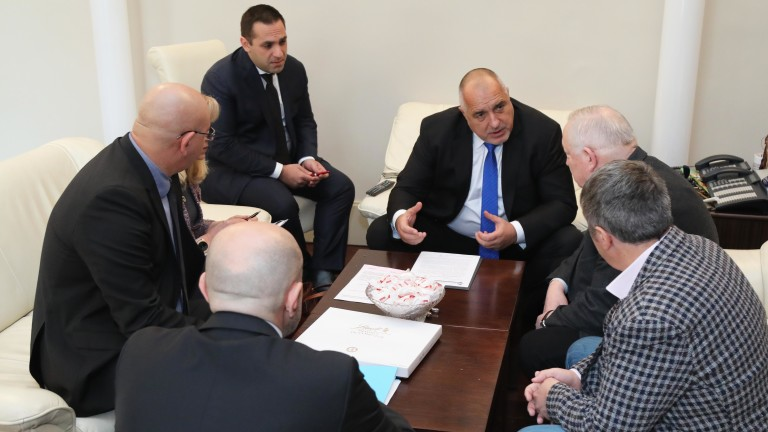 От Камара на строителите в България предложиха на правителството помощ