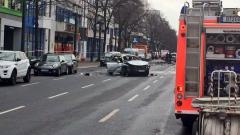 Експлодира автомобил в центъра на Берлин, един загинал