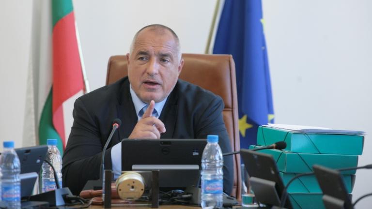 Борисов иска по-добра координация за водния сектор