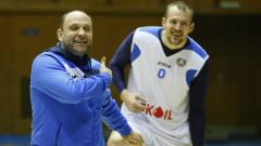 Константин Папазов: Нима има изненадани, че оставам в Левски Лукойл?