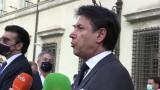 Конте на разпит заради коронавируса в Италия