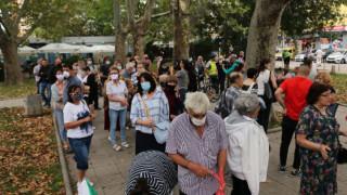 Контрапротест пред СДВР: Ако протестът е незаконен, блокадите да бъдат премахнати