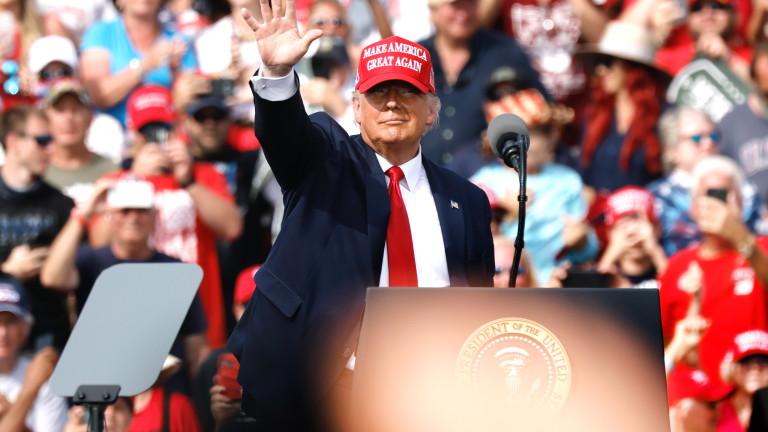 Дуел между Тръмп и Байдън във Флорида
