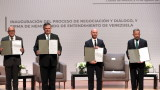 Пореден провал на преговорите за Венецуела