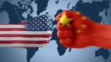 Китай провежда военни учения край Тайванския проток