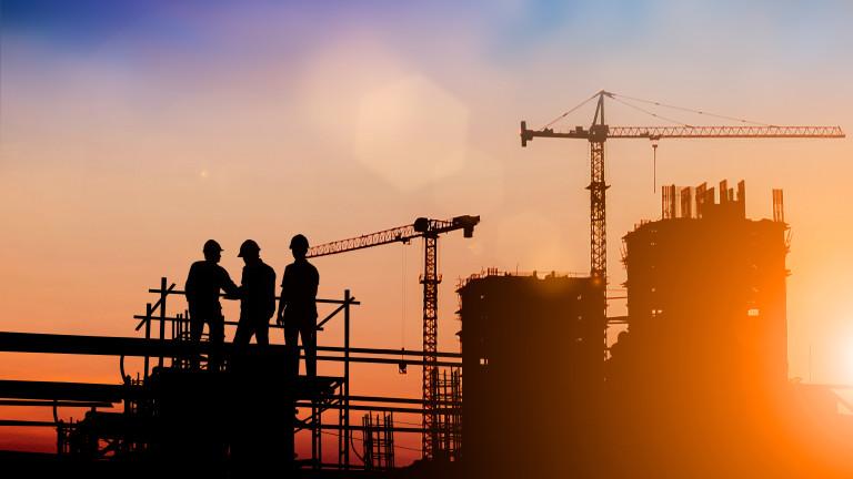 Строителната продукция у нас се свива за 12-ти пореден месец