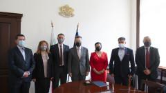 Единната система на съдилищата и съдебната карта обсъдиха Стоилов и магистратите