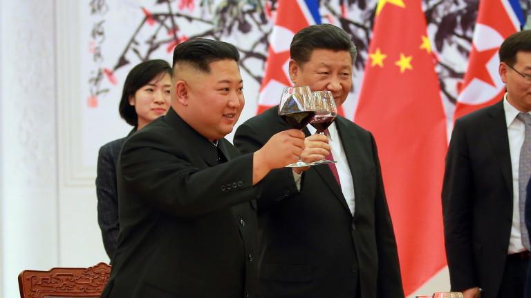 Комунистическият вожд на Северна Корея Ким Чен-ун е благодарил на