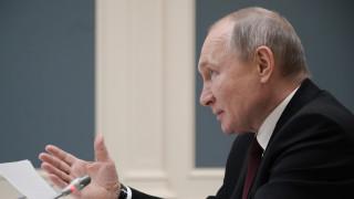 Путин предложи на Байдън да продължат дискусиите публично в онлайн формат