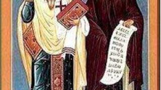 Църквата отбелязва празника на Св. Св. Кирил и Методий